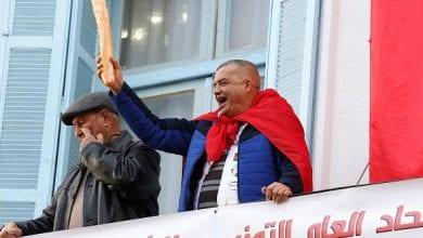 صورة الاتحاد التونسي للشغل يتهم حركة النهضة بخدمة المصالح التركية على حساب المصالح الوطنية