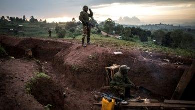 """صورة مصرع 8 عناصر شرطة والقبض على زعيم طائفة """"بوند وديا كونجو"""" في الكونغو"""
