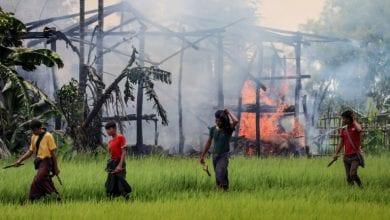 صورة قضاة المحكمة الجنائية الدولية يجيزون فتح تحقيق في جرائم مرتكبة في بورما