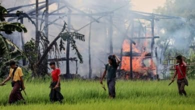Photo de Birmanie: Enquête sur les crimes présumés contre les musulmans rohingyas