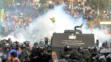 Photo of Four more deaths in Bolivia protests: Rights commission