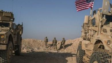 Photo de Attaques des forces américaines contre Daech dans le nord de la Syrie