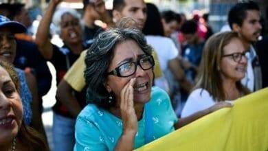 Photo de Guaido appelle à des manifestations au Venezuela