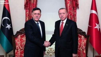 Photo of High profile military agreement signed by Erdogan, Libya's Sarraj