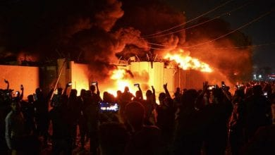Photo of Iraq condemns attack on Iranian consulate in Najaf