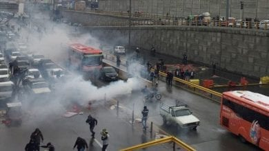 Photo of 'Death to the dictator': Iran protests intensify after petrol price hike