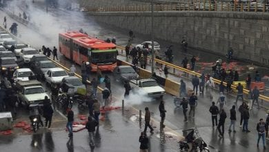 Photo of Iran security forces violently disperse protesters raising death toll to 29