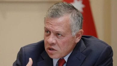 Photo of Jordan's King Abdullah announces 'full sovereignty' over lands leased by Israel