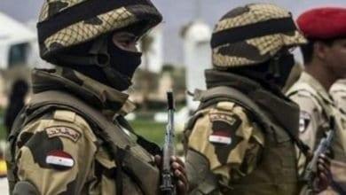 Photo de L'armée égyptienne tue 83 terroristes dans le Sinaï