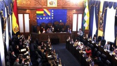 Photo de Le Parlement bolivien approuve de nouvelles élections sans Evo Morales