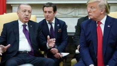 Photo de Le président turc Recep Tayyip Erdogan défend l'OTAN
