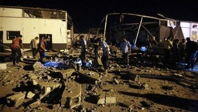 Photo of Libyan: Airstrike slammed kills 7 workers in Tripoli