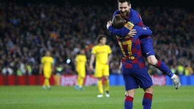 Photo de Ligue des champions: Barcelone bat Borussia Dortmund (3-1)