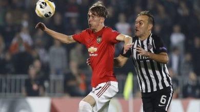 Photo de Manchester United a battu le Partizan Belgrade (3-0) et qualifie pour la finale de l'Europa League