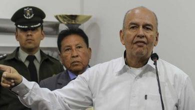 Photo de Le gouvernement bolivien accuse Evo Morales de sédition et de terrorisme