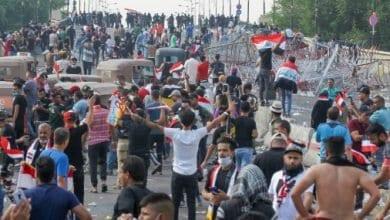 Photo de Trois nouveaux manifestants ont été tués à Nassiriya dans le sud de l'Irak