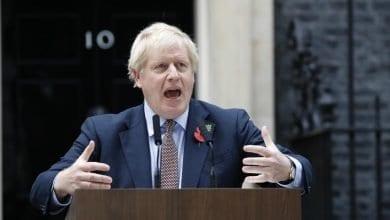 Photo de les campagnes des élections législatives anticipées au Royaume-Uni