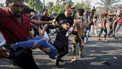 Photo de l'Irak était à feu et à sang, 27 morts