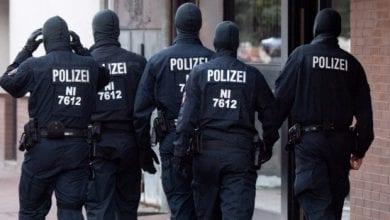 Photo de Trois terroristes présumés ont été arrêtés en Allemagne