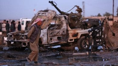 Photo of 17 killed in car bomb in Turkey-controlled region of Syria: Ankara swathe