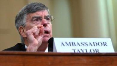 Photo of William Taylor a été entendu par le Congrès américain