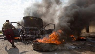مقتل 13 محتجاً جنوب العراق خلال الـ24 ساعة الماضية
