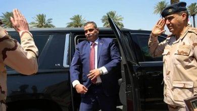 وزير الدفاع العراقي