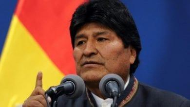 صورة الرئيس البوليفي: ديمقراطيتنا في خطر بسبب الانقلاب الجاري