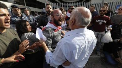 صورة اعتصامات ووقفات احتجاجية في عدة مدن لبنانية