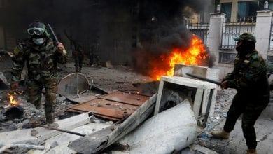 صورة يوم دامي في العراق… 25 قتيلاً وعشرات الجرحى برصاص قوات الأمن