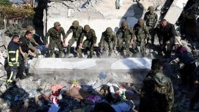 Photo of Albanian earthquake kills 16; rescuers hunt for survivors