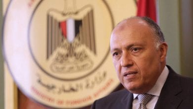 Photo of Egypt's Shoukry discusses stalemate in GERD negotiations with Jared Kushner