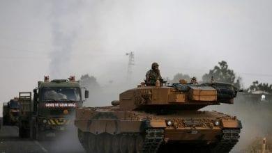 قوات النظام التركي
