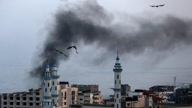 صورة اتفاق تهدئة جديد بين الفصائل الفلسطينية واسرائيل بدأ فجر اليوم