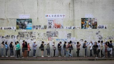 Photo of Hong Kongers vote in record numbers as democracy camp seeks to send message
