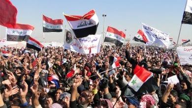 Photo de La plus grande manifestation en Irak depuis des années