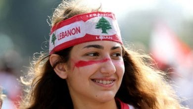 Photo of Student demonstrations continue in Lebanon
