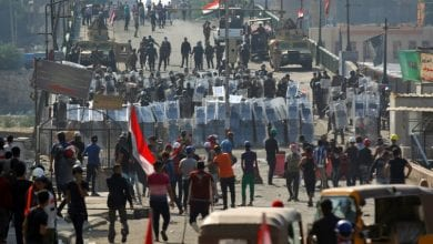 Photo de Des milliers de manifestants se rassemblent en Irak pour un troisième vendredi de mobilisation