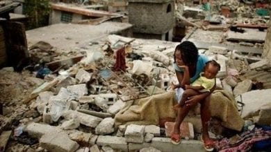 صورة الأمم المتحدة: 42 شخصا قتلوا في الاحتجاجات المنددة بالحكومة في هايتي