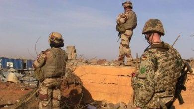 Photo de Des militaires français ont trouvé la mort lors d'une opération contre des terroristes