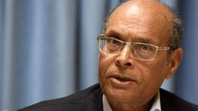 Photo de Moncef Marzouki se retire de la vie politique
