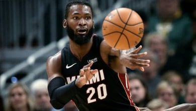 Photo of Heat lose playmaker Winslow to NBA concussion protocol