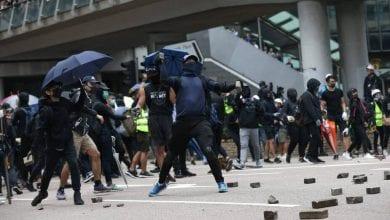 Photo de Les manifestations les plus violentes à Hong Kong et les pays occidentaux s'inquiètent