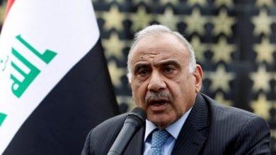 Photo de Adel Abdel-Mehdi présente sa démission