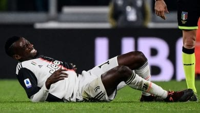 Photo of Matuidi out of France's Euro 2020 qualifiers with rib injury