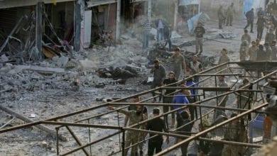 Photo de Une explosion dans la ville syrienne de Tell Abyad faisant plusieurs morts