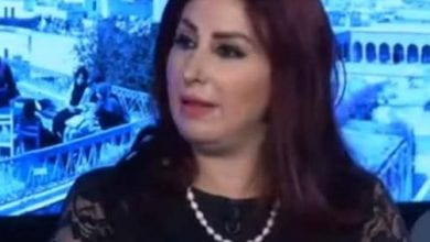 صورة محامية تونسية تحذّر من استغلال تونس لتقديم دعم عسكري لحكومة السراج