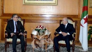 صورة الرئيس عبد المجيد تبون يعين عبد العزيز جراد في منصب وزير أول