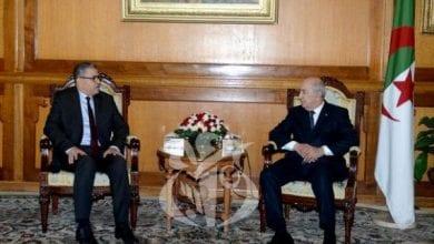 Photo de Tebboune a nommé Abdelaziz Djerad au poste de Premier ministre