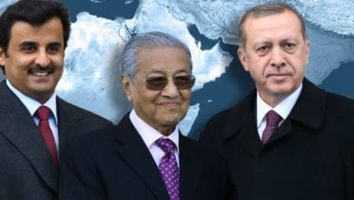 صورة تركيا وقطر تفشلان بعقد قمّة اسلامية خماسية في ماليزيا